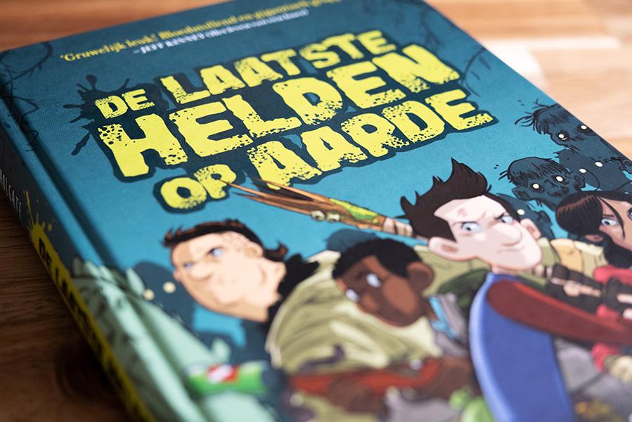 De Laatste Helden Op Aarde - AllinMam.com