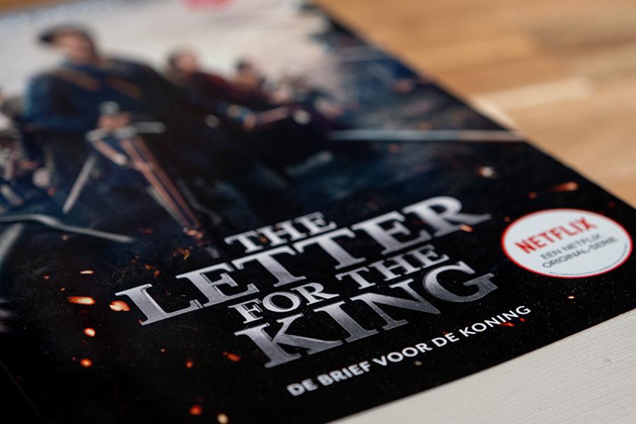 De brief voor de koning boek - AllinMam.com