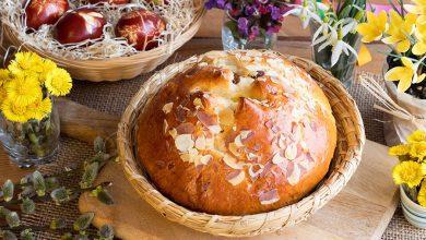 Photo of Recept voor Mazanec, zoet paasbrood uit Tsjechië