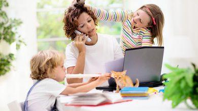 Photo of Tips voor thuiswerken met kinderen
