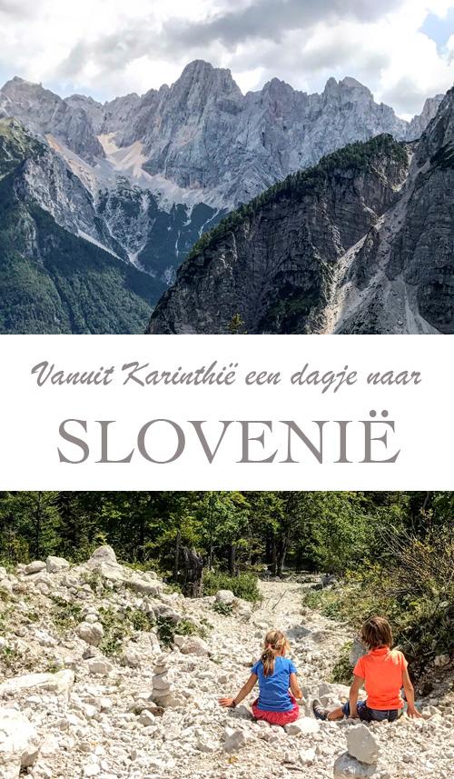 Vanuit Karinthië in Oostenrijk op dagtrip naar Slovenië - AllinMam.com