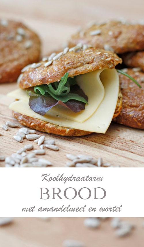 Makkelijk zelf koolhydraatarm brood maken - AllinMam.com