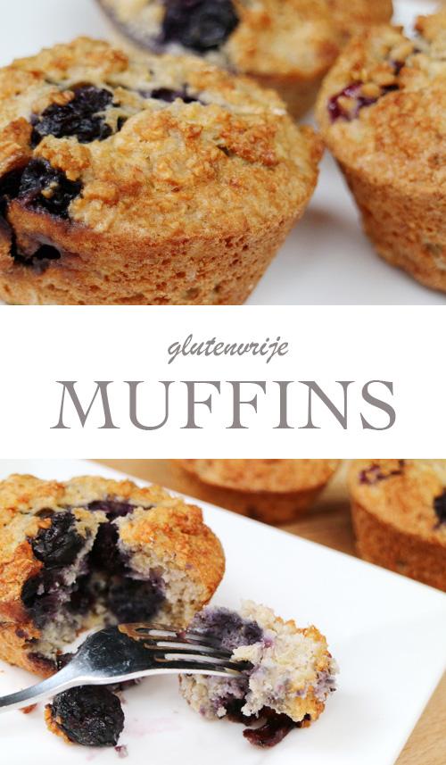 Havermout muffins; een goed alternatief voor brood - AllinMam.com