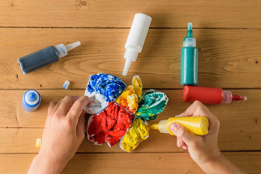 Tie-Dye, nieuwe rage en zo makkelijk zelf te doen! - AllinMam.com