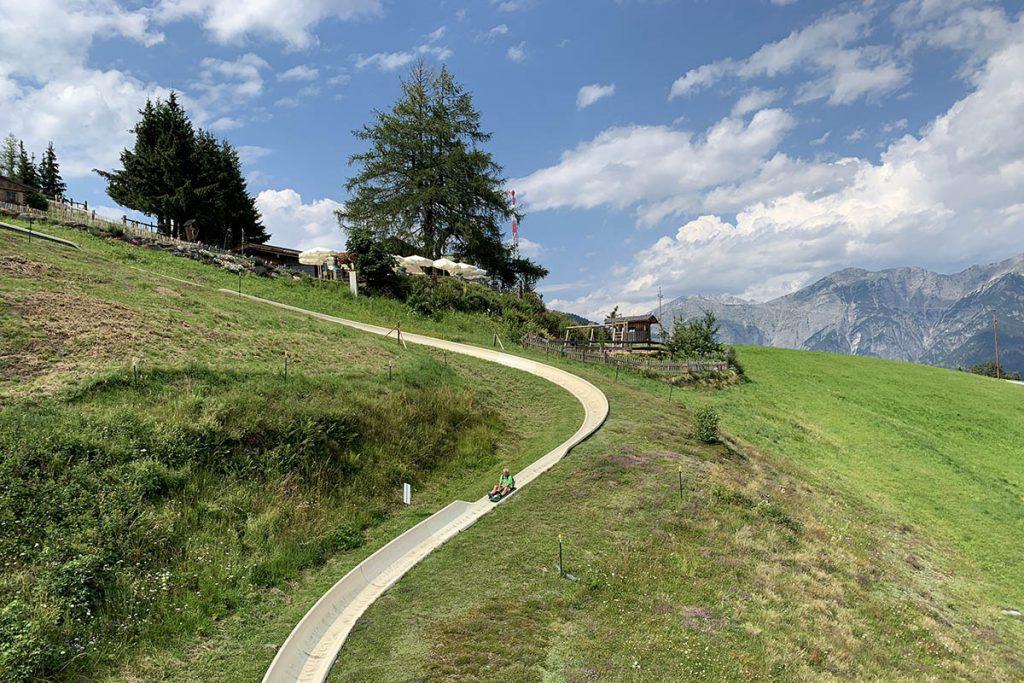 Biberg rodelen - Onze ervaring met Landal Resort Maria Alm in Oostenrijk - AllinMam.com