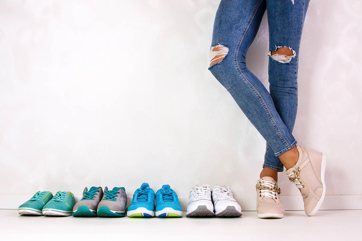 5x waarom sneakers altijd kunnen - AllinMam.com