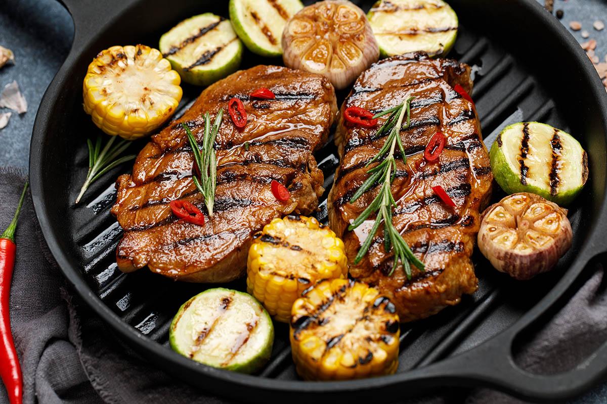 Voor- en nadelen van een grillpan - AllinMam.com