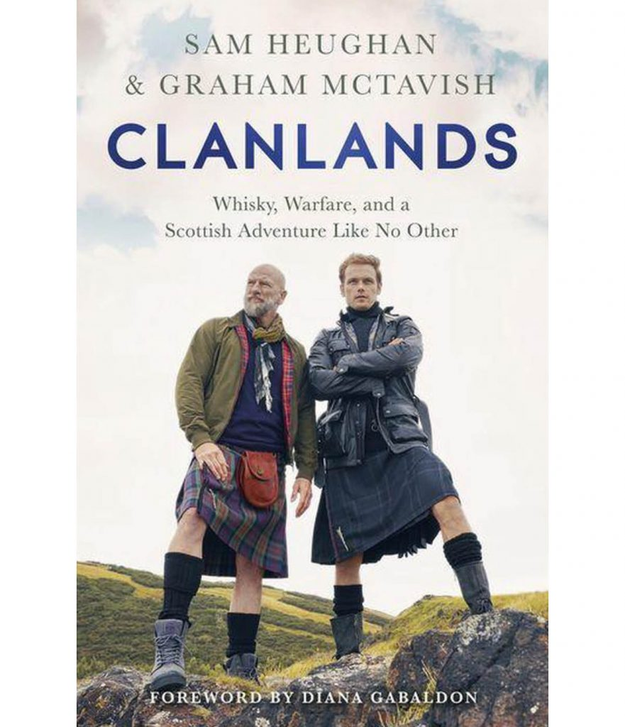 Clanlands, Sam Heughan -  Outlander gadgets - AllinMam.com