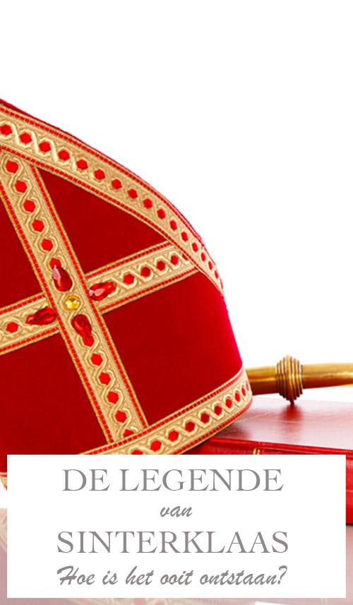 De legende van Sinterklaas; hoe de traditie ooit ontstond - AllinMam.com