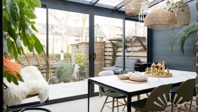 Maak één geheel van woning en tuin met een veranda of tuinkamer - AllinMam.com