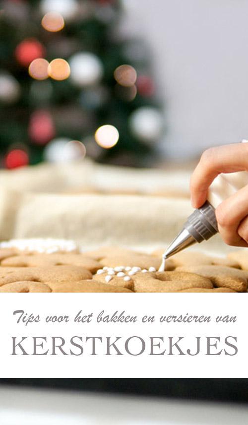 Zelf kerstkoekjes bakken: ideeën en tips - AllinMam.com