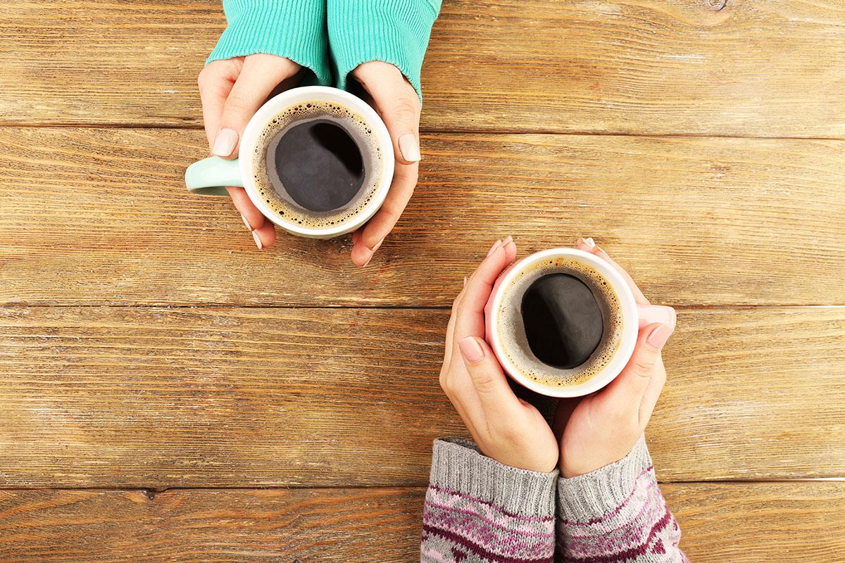 Tijd voor koffie! - AllinMam.com