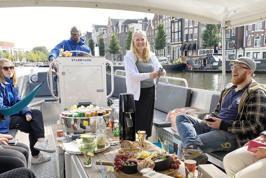 Plastic vissen in Amsterdam en kennismaken met nieuwe merken - AllinMam.com