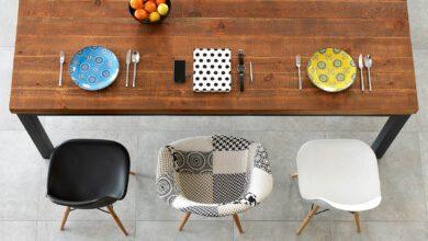 Waar let je op bij aanschaf van nieuwe eettafel met eetkamerstoelen? - AllinMam.com